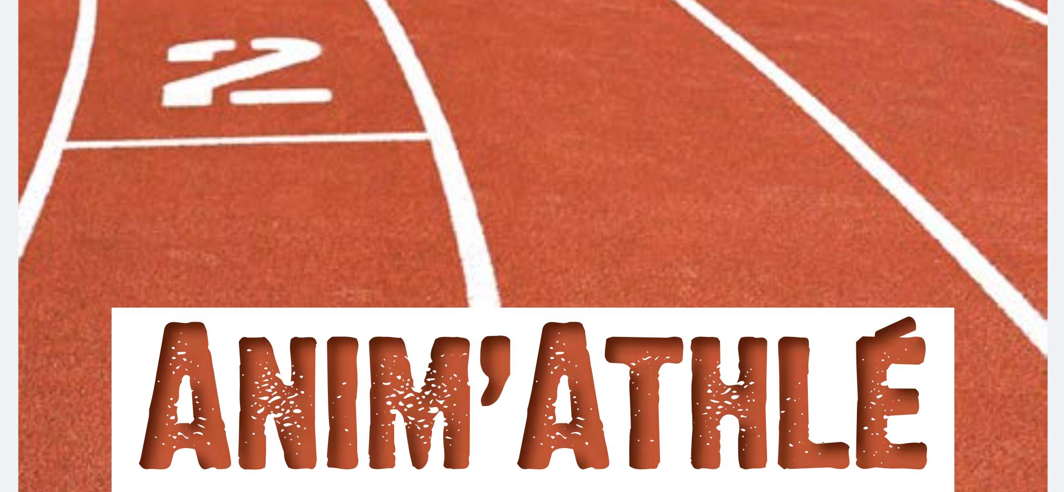 Anim'Athlé : l'activité athlétique à l'Ecole